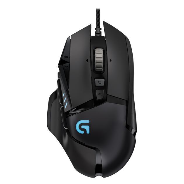 все цены на  Мышь Logitech G502 Proteus Spectrum  онлайн