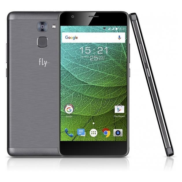 Смартфон Fly Power Plus FHD смартфон fly nimbus 10 fs512 черный