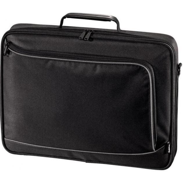 Сумка для ноутбука HAMA Sportsline Bordeaux 17.3, Черный, Синтетический сумка baldinini 820414 bordeaux