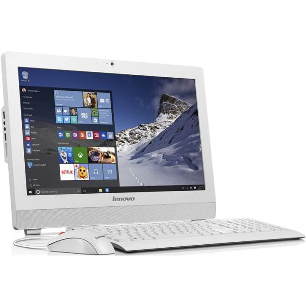 Lenovo S200z нет, Белый, 4Гб, 500Гб, Windows, Intel Pentium