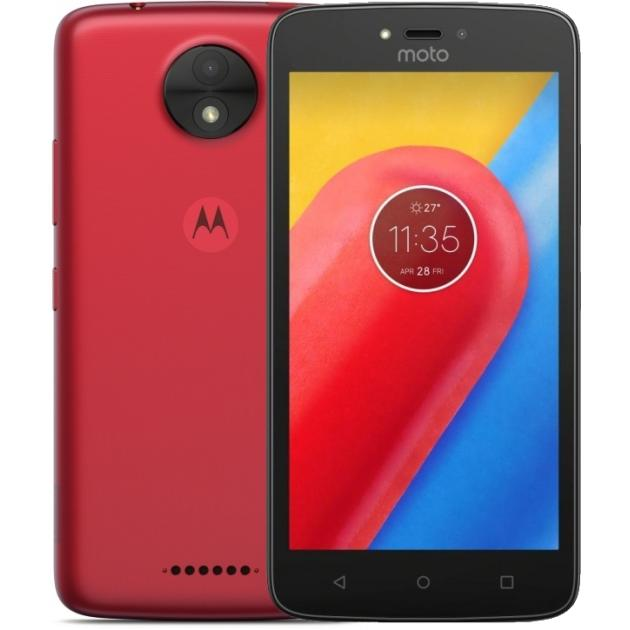Motorola Moto C 4G XT1754 Красный