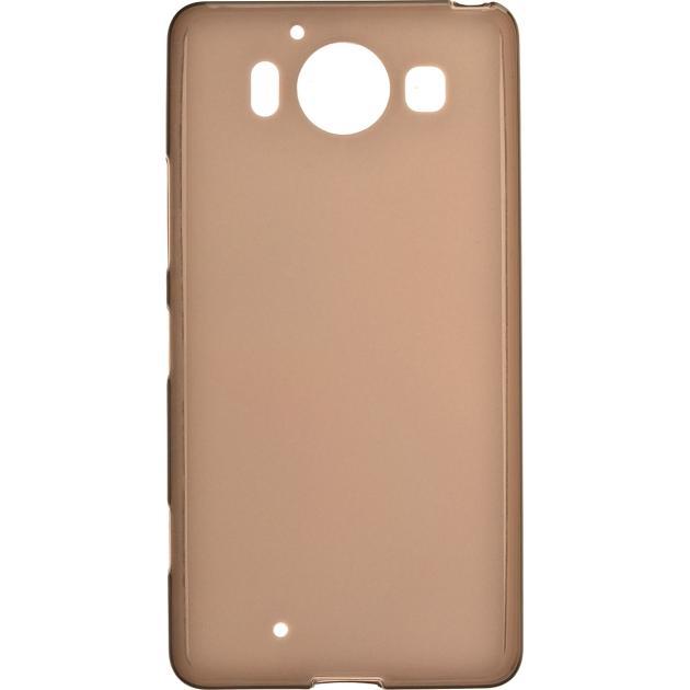 Microsoft Lumia 950 skinBOX shield silicone case 4People для Microsoft Lumia 950