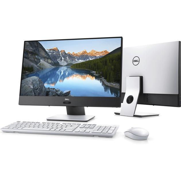 Моноблок Dell Inspiron 5475 Белый