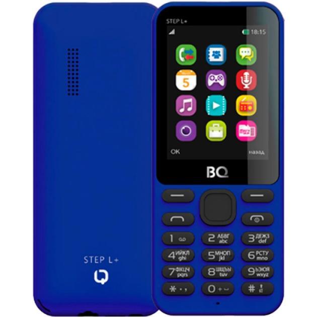 BQ BQ-2431 Step L+ Темно-синий