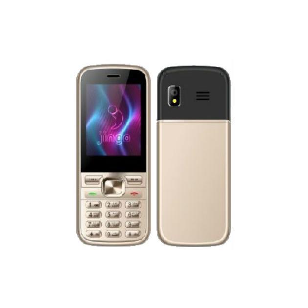 все цены на  Мобильный телефон Jinga Simple F370  онлайн