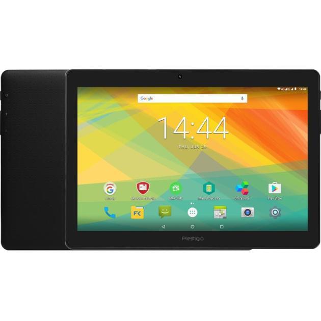 Планшет Prestigio Grace 3101 4G Wi-Fi и 3G/ LTE, Черный, 16Гб мегафон 4g lte wi fi мобильный роутер mr150 5 черный
