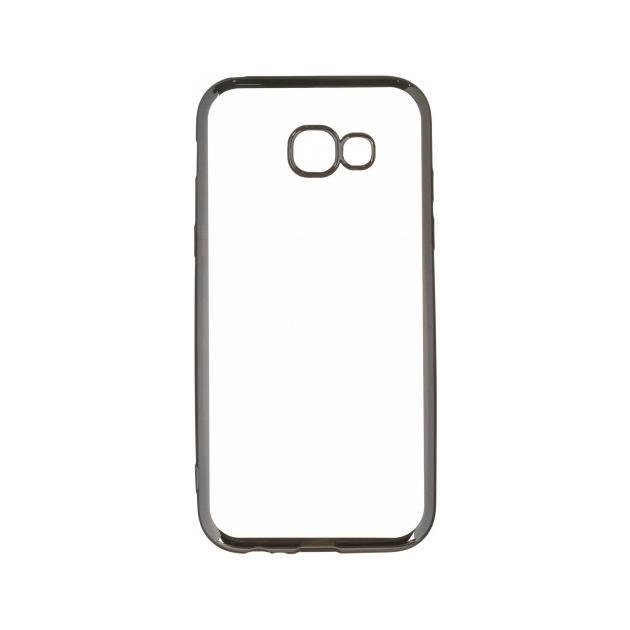 Red Line iBox Blaze для Samsung Galaxy A7 2017 серебристая рамка