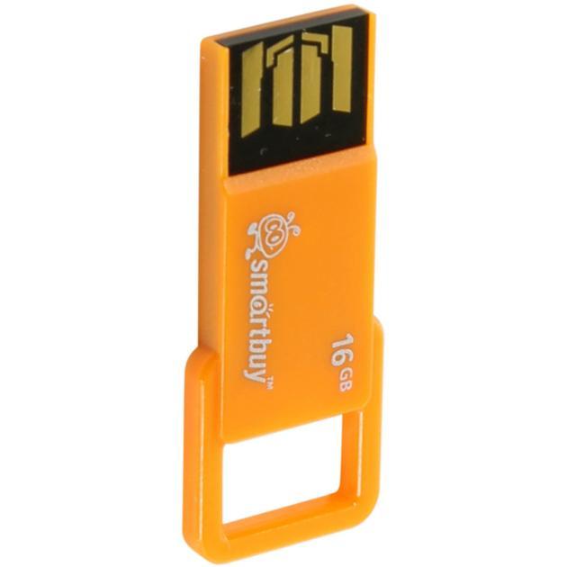 USB2.0 Smart Buy BIZ 16Гб, Оранжевый