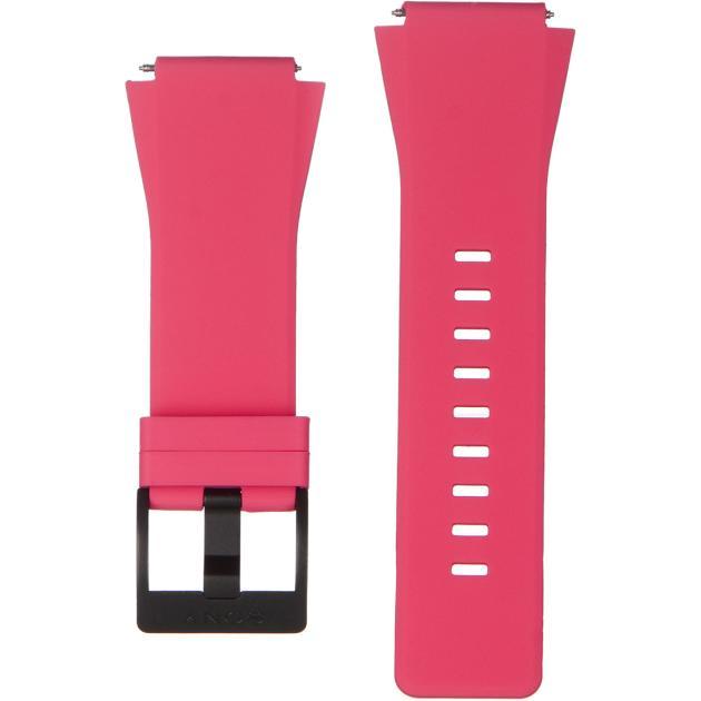 все цены на  Умный часы и браслет Sony для SmartWatch 2 SE20 Розовый, Ремешок  онлайн