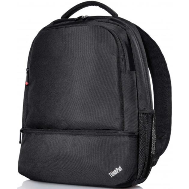 "Lenovo ThinkPad Essential Backpack 15.6"", Черный, Синтетический 4X40E77329"