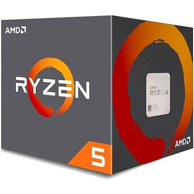 AMD Ryzen X4 R5-1400 Box