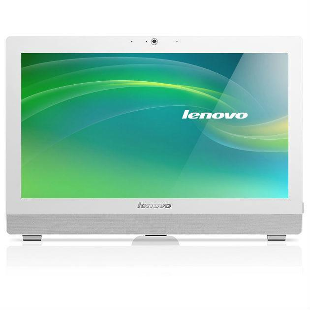 Lenovo S200z нет, Белый, 2Гб, 502Гб, без ОС, Intel Celeron