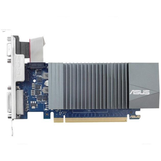 все цены на  Видеокарта Asus nVidia GeForce GT 710  онлайн