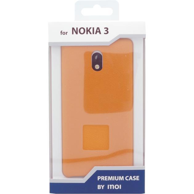 Inoi для Nokia 3 Ультратонкий Коричневый