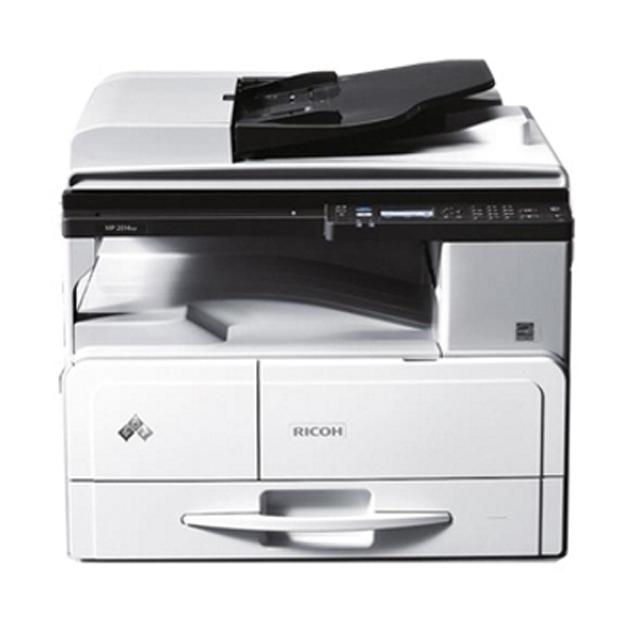 Ricoh MP 2014AD Лазерный  светодиодный, Серый, Черно-белая, А3