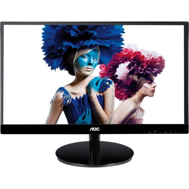 Монитор AOC i2369V 23, Черный, DVI, Full HD пена монтажная dali universal всесезонная рогнеда 750мл