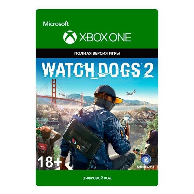 Ubisoft Watch Dogs 2 Электронная Версия 8806188728369