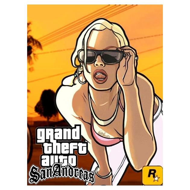все цены на Видеоигра Софтклаб Grand Theft Auto: San Andreas онлайн