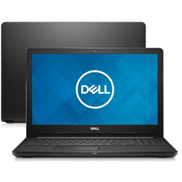 "Dell Inspiron 3567 15.6"", 1920x1080, Intel Core i3, 2000МГц, 4Гб RAM, 1000Гб, Черный, Linux"