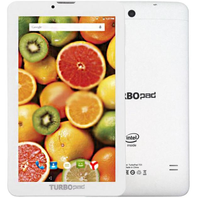 TurboPad 723 Белый