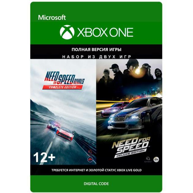 Видеоигра Electronic Arts Need for Speed Deluxe Bundle