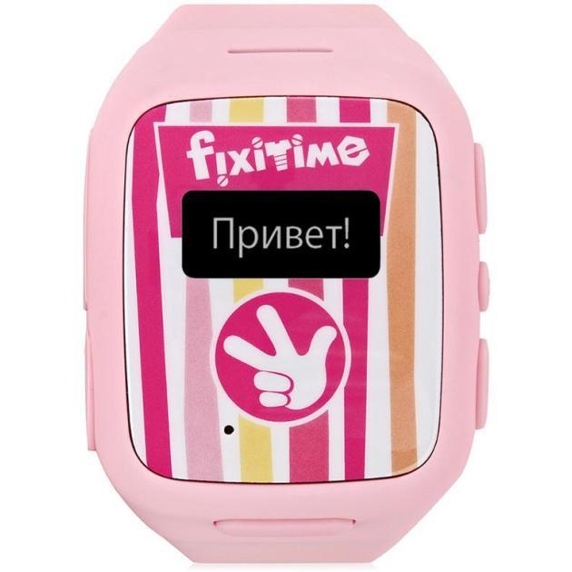 Elari FixiTime Kids Розовый