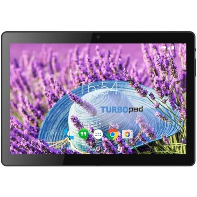 Планшет TurboPad Turbo TurboPad 1015 Wi-Fi и 3G, Черный, 8Гб планшет supra m848g wi fi и 3g черный wi fi 8гб
