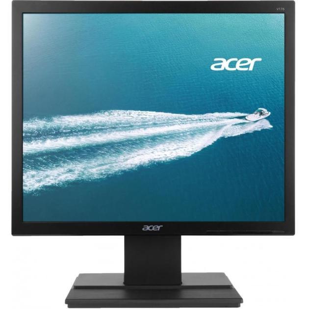 """Acer V176Lb 17"""", Черный, TFT TN, 1280x1024"""