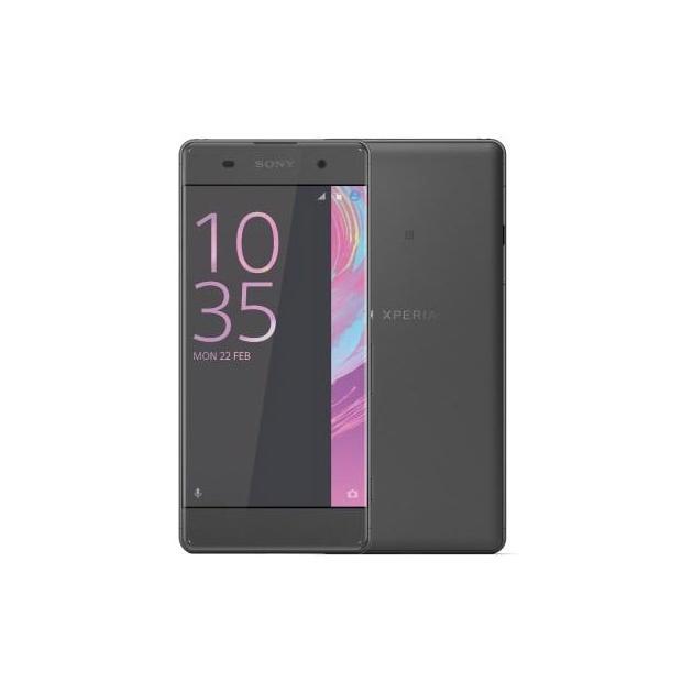 Смартфон Sony Xperia XA Черный смартфон sony xperia x 32гб черный 1 sim