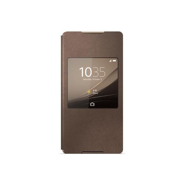 Sony SCR30 для Z3+ Коричневый
