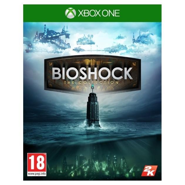 Видеоигра Софтклаб BioShock: The Collection видеоигра софтклаб mortal kombat xbox 360 электронный ключ