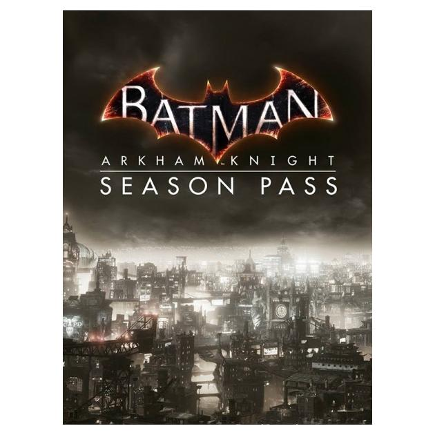 Видеоигра Софтклаб Batman: Рыцарь Аркхема. Season Pass видеоигра софтклаб batman рыцарь аркхема premium edition