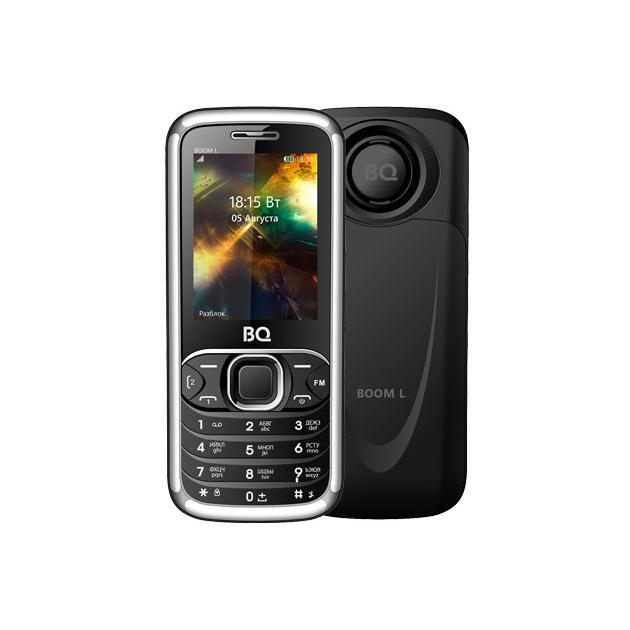 все цены на  Мобильный телефон BQ-Mobile BQ 2427 Черный  онлайн