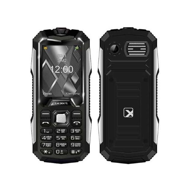 TeXet TM-D427 Черный, 0.032Гб, 2 SIM