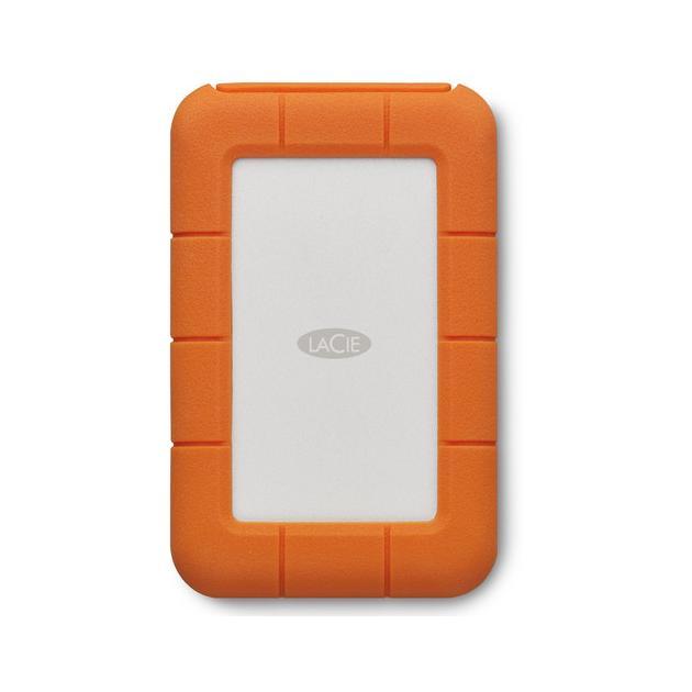 Внешний жесткий диск LaCie Rugged Thunderbolt USB-C 2Tb 2 Тб внешний жесткий диск lacie stfd2000400 2tb stfd2000400