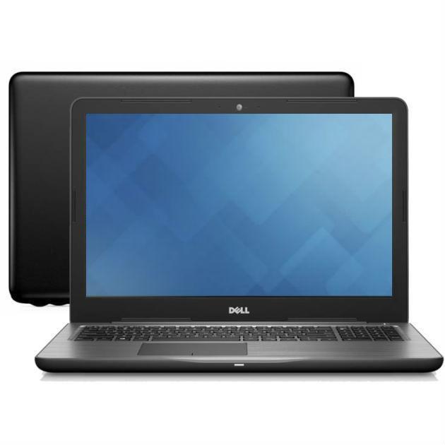"Dell Inspiron 5567-7881 15.6"", Intel Core i3, 2000МГц, 4Гб RAM, 1000Гб, Черный, Linux"