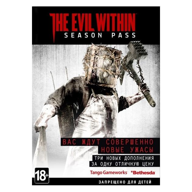 Видеоигра Софтклаб The Evil Within Season Pass