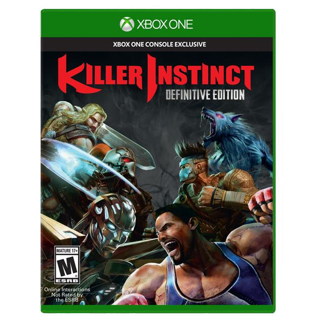 Killer Instinct: Definitive Edition цифровой код видеоигра для xbox one dead island definitive edition