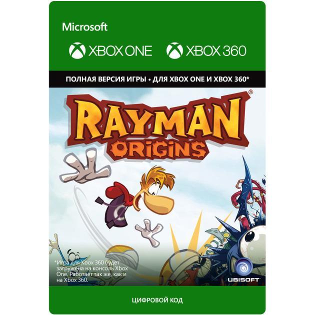 Видеоигра Ubisoft Rayman Origins Xbox One, Xbox 360, цифровой ключ видеоигра для xbox one overwatch origins edition