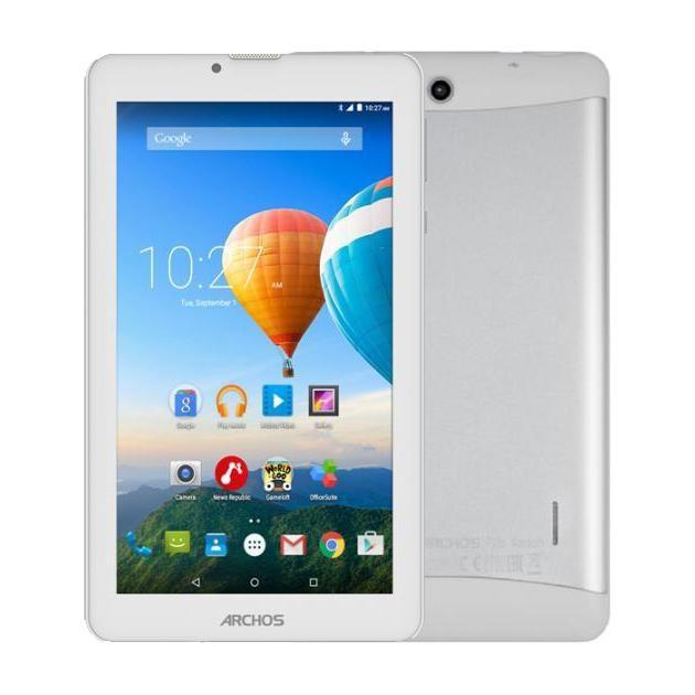 Archos 70c Xenon Wi-Fi и 3G, Белый, 8Гб