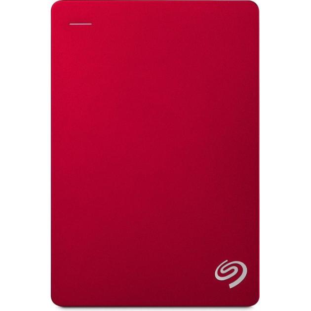 Внешний жесткий диск Seagate Backup Plus STDR5000203 5 Тб, Красный backup plus 3 5