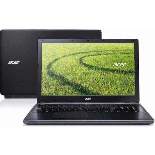 """Acer Aspire ES1-572-34DZ 15.6"""", Intel Core i3, 2000МГц, 4Гб RAM, 128Гб, Черный, Linux"""
