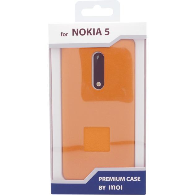 Inoi для Nokia 5 ультратонкий Коричневый
