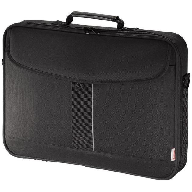 Сумка для ноутбука HAMA Sportsline I H-23847 18.4, Черный, Синтетический