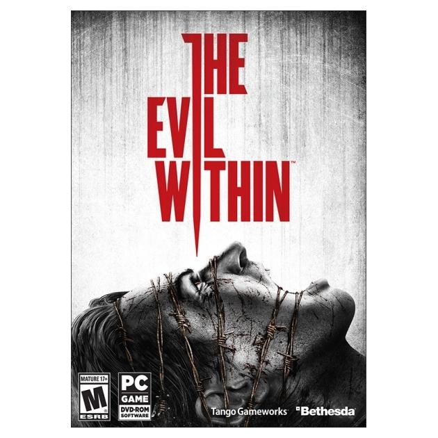 Видеоигра Софтклаб The Evil Within PC