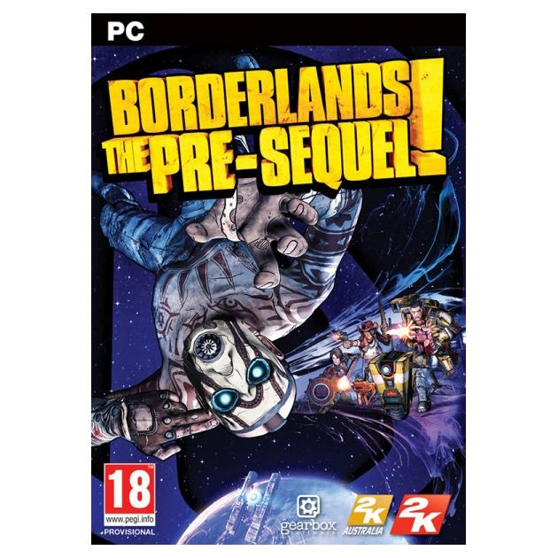 Видеоигра Софтклаб Borderlands: The Pre-Sequel PC, электронный ключ игра для ps3 borderlands the pre sequel