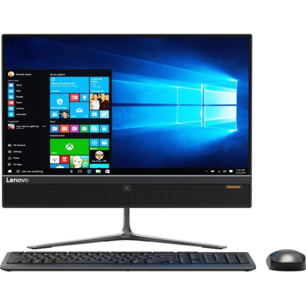 Lenovo IdeaCentre AIO 510-22ISH Черный, 4Гб, 1000Гб, Windows, Intel Core i5, R5 M435 2Gb
