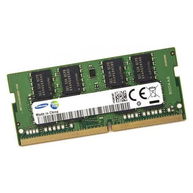 Samsung M471A5143EB0-CPBD0 DDR4, 4Гб, PC-17000, 2133МГц, SO-DIMM
