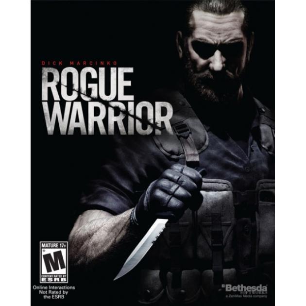 Видеоигра Софтклаб Rogue Warrior signatures catalog request