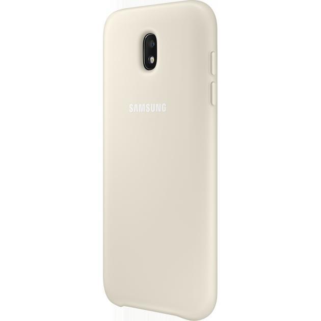 Samsung Dual Layer Cover Samsung Galaxy J3 2017 Золотой